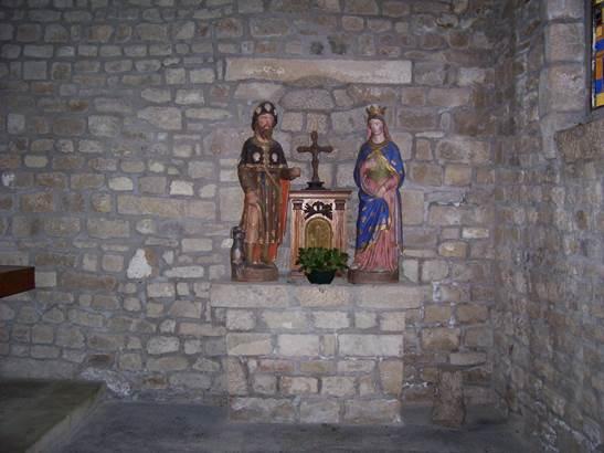 Chapellestebrigitte-ERDEVEN-MorbihanBretagneSud © OT Erdeven