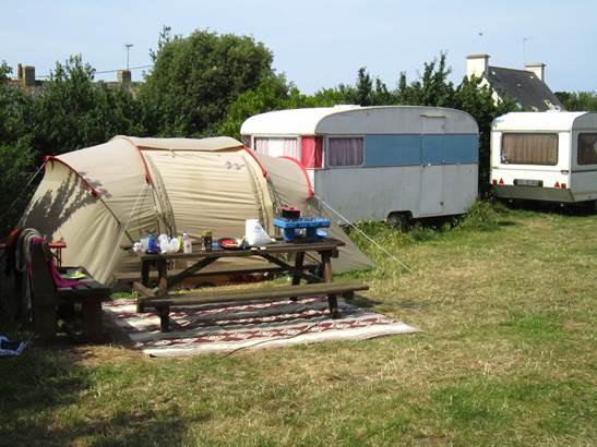 Camping à la ferme-Plouharnel-Morbihan-Bretagne Sud ©