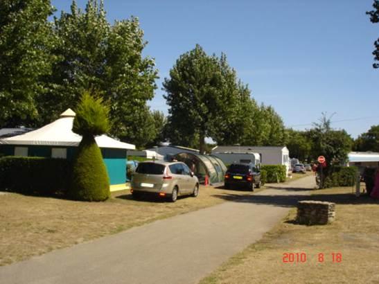 Camping Les Joncs du Roch-Quiberon-Morbihan-Bretagne Sud © Camping Les Joncs du Roch