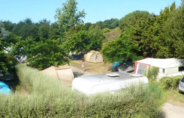 Le Camping de La Source - Sauzon ©