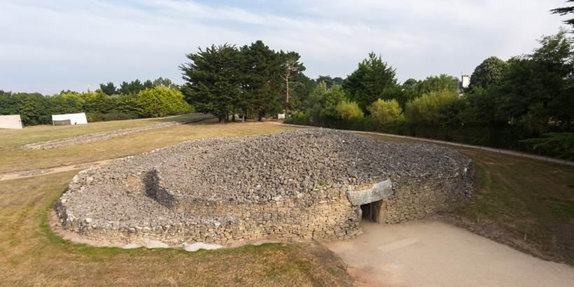 Site-Mégalithes-Locmariaquer-Morbihan-Bretagne-Sud © F-Galivel