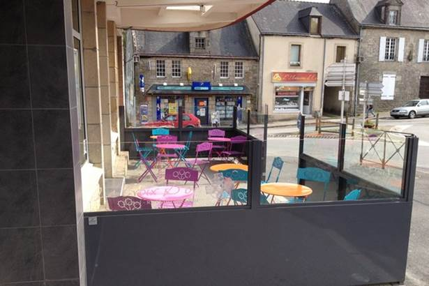 Hotel-Restaurant-LaCroixdOr-LeFaouet-Pays-Roi-Morvan-Morbihan-Bretagne-Sud © La Croix d'Or