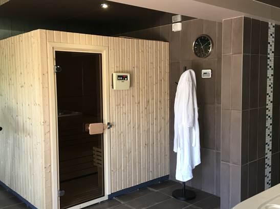 sauna la marebaudiere hotel vannes ©
