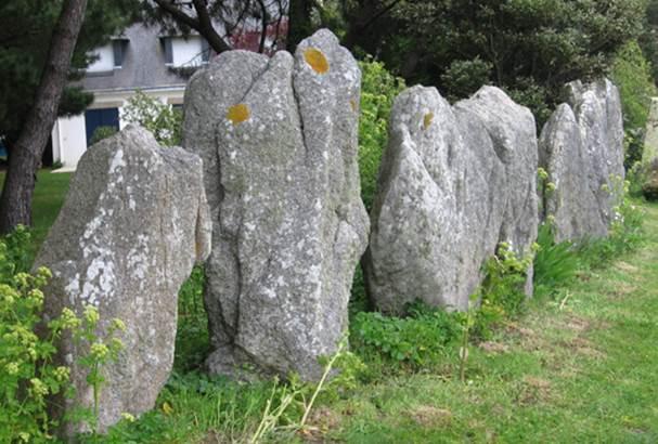 cromlech st pierre © christine bouché