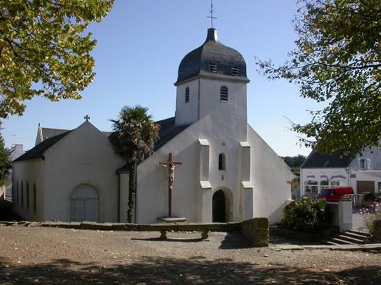 Eglise Notre-Dame de l'Assomption de Locmaria ©