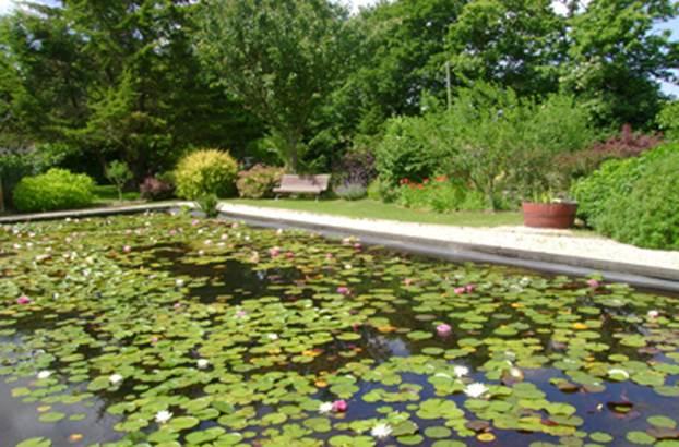 Jardin-du-Prahor-Arzal-Morbihan-Bretagne-Sud © Jardin du Prahor