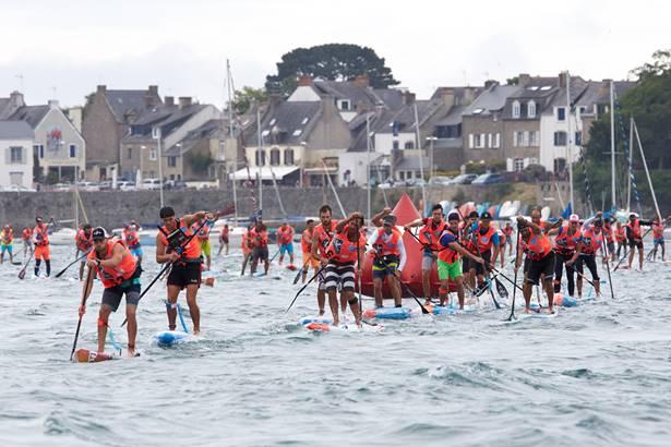 Morbihan Paddle Trophy © Morbihan-Paddle-Trophy-Arzon-Morbihan-Bretagne Sud