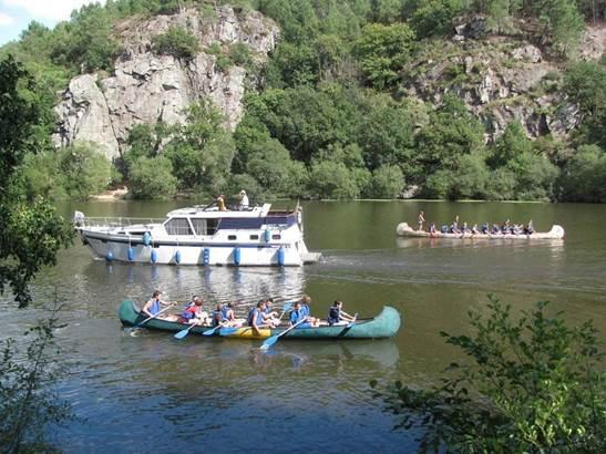Canoe_Apach_Bihan_ile_aux_pies_Morbihan_Bretagne_Sud © Apach Bihan