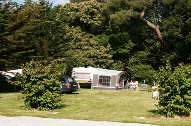 Emplacement-Camping-Capfun-Lodge-Presqu'île-de-Rhuys-Golfe-du-Morbihan-Bretagne sud © Camping Capfun Lodge