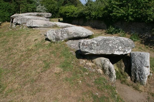 Mane Ruthual - Locmariaquer - Morbihan Bretagne sud © CDT 56 - P Gouezin