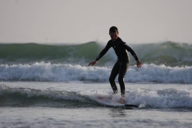 Surfandrescueschool-ERDEVEN-MorbihanBretagneSud © Surf and rescue school