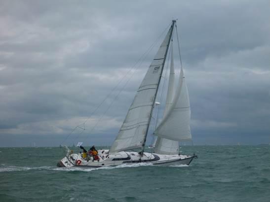Macgregor 65 - La Trinité-sur-Mer - Morbihan Bretagne Sud © Gourdon