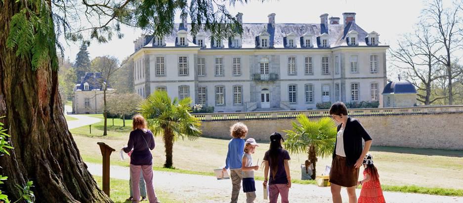 Chateau-de-Kerguéhennec-Morbihan-Bretagne-Sud © ©CG56