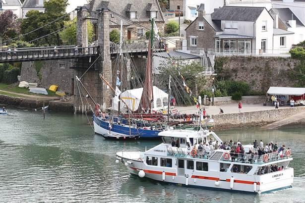 Vedettes-l'Angélus-Locmariaquer-Morbihan-Bretagne-Sud ©