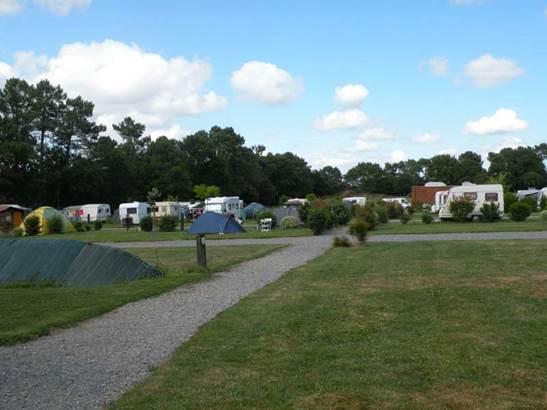 Camping-Ty-Coët-Surzur-Golfe-du-Morbihan-Bretagne sud © Camping Ty Coët
