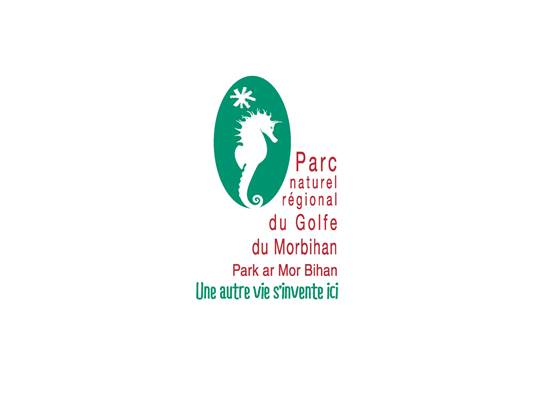 Logo-Parc-Naturel-Régional-du-Morbihan-Bretagne sud © PNR Golfe du Morbihan