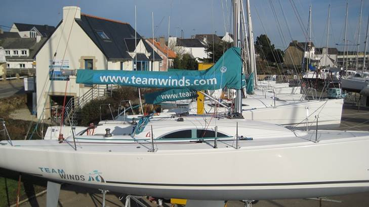 Team-Winds-La Trinite-sur-Mer-Morbihan-Bretagne-Sud © Team Winds