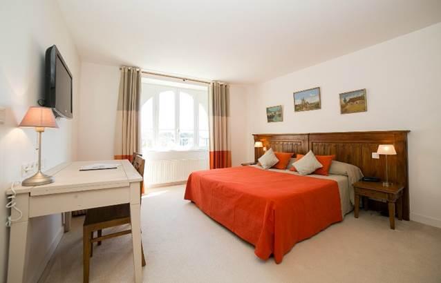hotel-restaurant-spa-le-tumulus-Carnac-Morbihan-Bretagne-Sud © hotel Le Tumulus