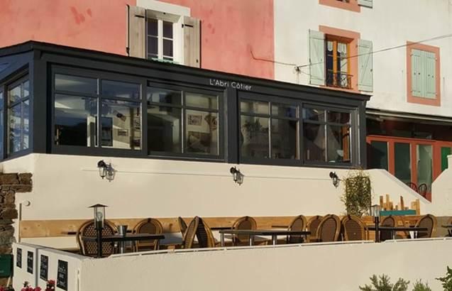Restaurant l'Abri Côtier ©