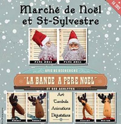 © Marché Noël St Sylvestre - Carnac - Morbihan Sud