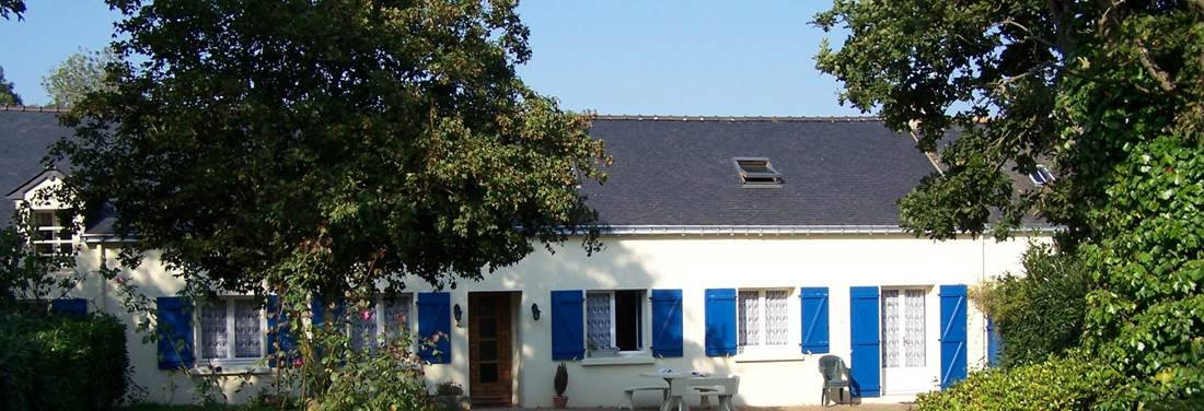 chambre hotes Dauge Cyrille-Arzal-Tourisme Arc Sud Bretagne ©