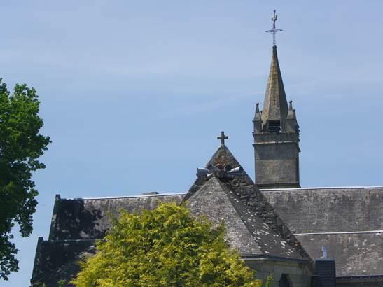 Eglise Saint Joseph - La Trinite sur Mer - Morbihan - Bretagne Sud © Office de Tourisme