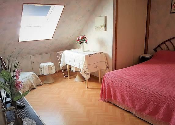 LE TERNUEC Annick - Maison Sarzeau salon - Morbihan Bretagne Sud ©