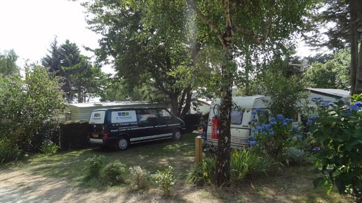 Emplacement-Camping-Le-Bilouris-Arzon-Presqu'île-de-Rhuys-Golfe-du-Morbihan-Bretagne sud © Camping Le Bilouris