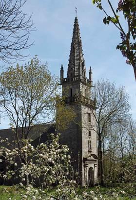 Chapelle Notre Dame de la Houssaye ©