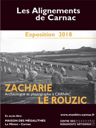 © Exposition Zacharie Le Rouzic - carnac - Morbihan Bretagne Sud