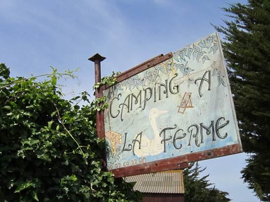 Camping à la ferme 2-Plouharnel-Morbihan-Bretagne Sud ©