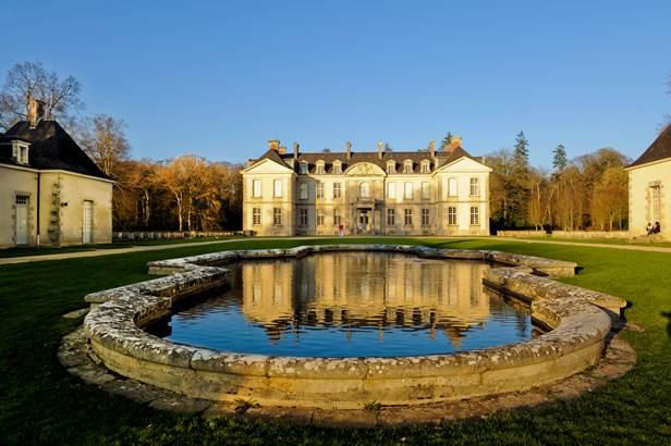 chateau-de-kerguehennec-morbihan-bretagne-sud © Domaine de Kerguéhennec