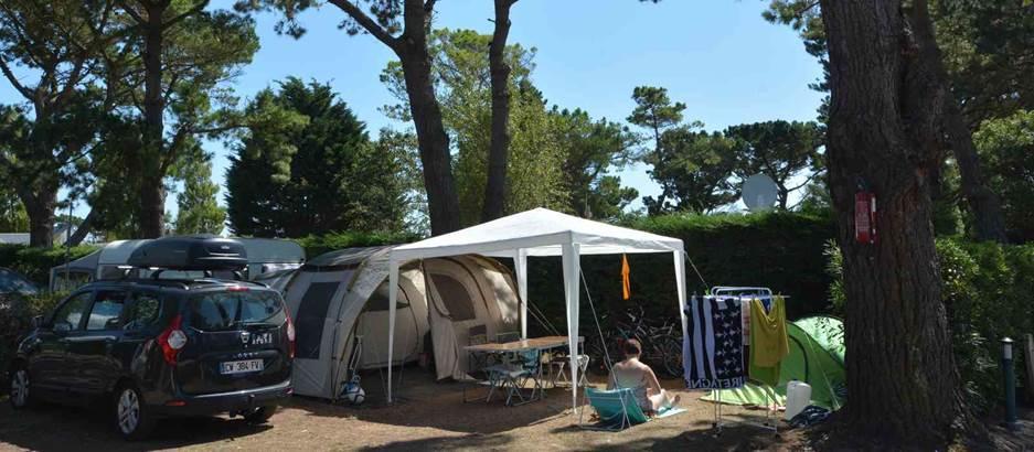 Camping-Le-Moteno-Plouhinec-Morbihan-Bretagne-Sud © Camping-Le-Moteno-Plouhinec