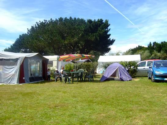 Camping-Belle Plage-PLoemeur-Groix-Lorient-Morbihan-Bretagne-Sud © Belle plage
