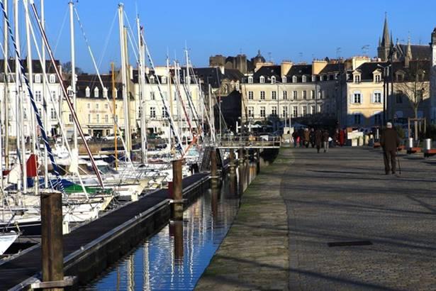 Port de Vannes - Morbihan Bretagne Sud © CDT56 - Marc Schafnner