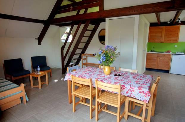 Intérieur-Gîte-Village-Vacances-Ty-An-Diaoul-Sarzeau-Presqu'île-de-Rhuys-Golfe-du-Morbihan-Bretagne sud © Ty An Diaoul