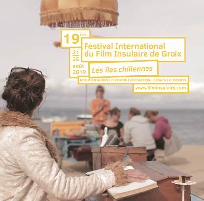© Festival Film Insulaire Groix 2019