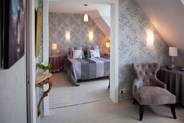 Suite Hôtel de Kerlon*** Plouhinec Morbihan ©