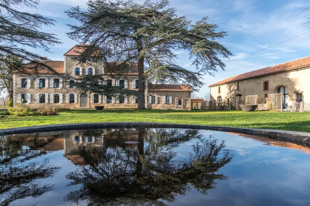 Château de Maumusson Chambres d'hôtes Gers