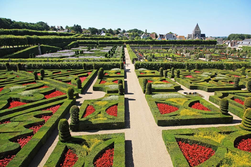 Les plus beaux jardins à la française