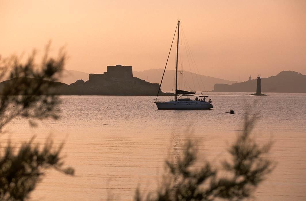 Les plus belles îles du monde sont sur la Côte d'Azur