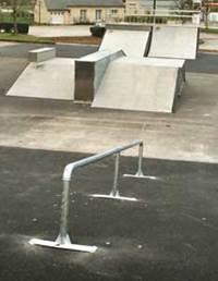 Skate-park de Sérent