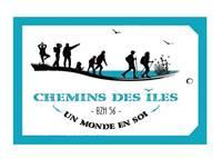 CHEMINS DES ILES : Carine PARANT : Guide découverte