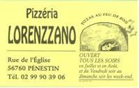Pizzéria Lorenzzano