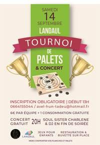 Journée forum associatif Landaulais