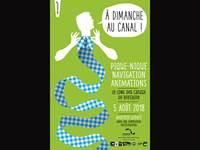 A Dimanche au canal à Saint-Marcel