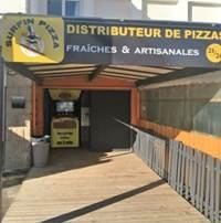 Surfinpizza- Distributeur vente à emporter