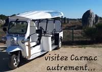 Carnac Tuk Tour - Visite guidée en tuktuk