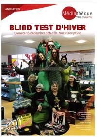 Blind Test d'Hiver