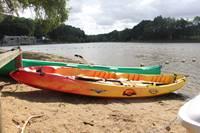 Canoë Kayak sur l'étang du Moulin Neuf